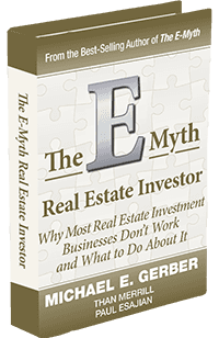 The E-Myth Real Estate Investor Book Cover