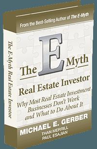 The E-Myth Real Estate Investor Book Cover