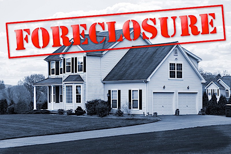 Foreclosure real estate