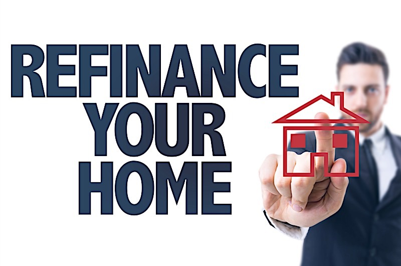 Refinance options for mortgage